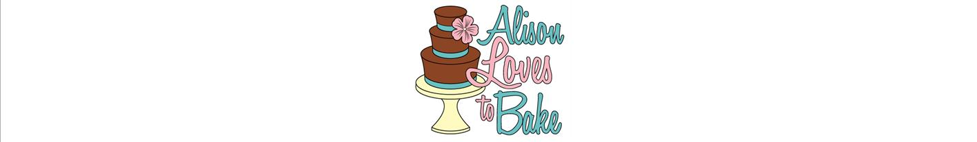 Alison Loves To Bake