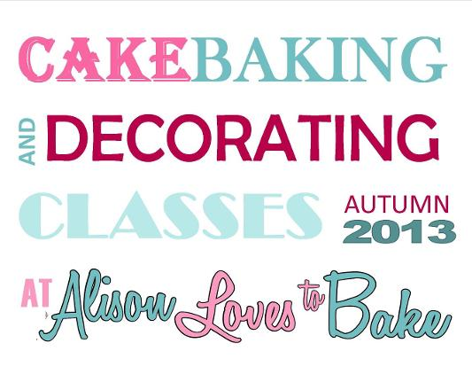 Cake Decorating New Westminster Bc : Alison Loves To Bake